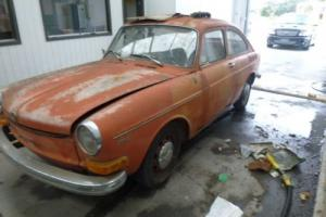 Volkswagen Type 3 Coupe 1972 Auto Fuel Injected in VIC