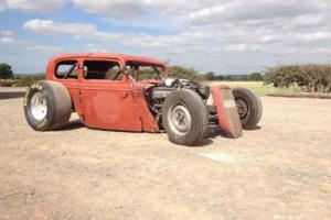 1935 Ford Model Y V8 Hot Rod Dragster A B C Rat Show outlaw drift american rare