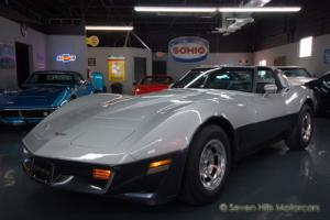1981 Chevrolet Corvette L81 #'s Match