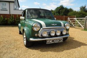 Rover Mini Cooper Sport in Almond Green Photo
