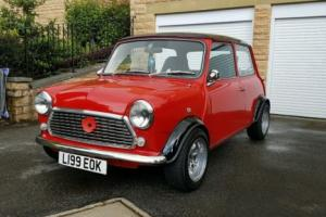 1994 Rover mini sprite, big valve head tuned twin carb 52k
