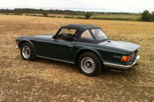 TRIUMPH TR6 150 HP Photo