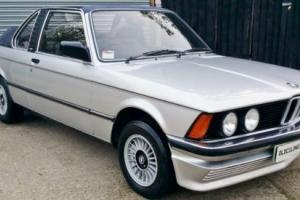 Excellent E21 323i Baur Convertible Manual - YEARS MOT - WARRANTY / SERVICED