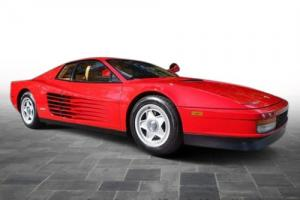 1986 Ferrari Testarossa FLYING MIRROR