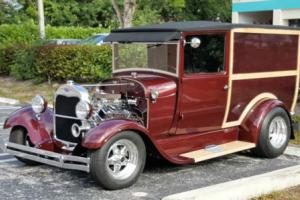 1929 Ford Woody Sedan Delivery