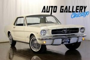 1965 Ford Mustang Rally Pac