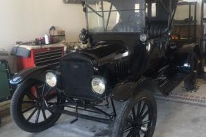 1917 Ford Model T Roadster
