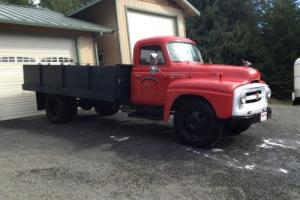 1955 International Harvester R-150