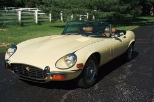 1972 Jaguar E-Type Series III Photo