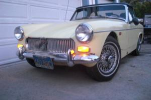 1969 MG Midget Midget Photo