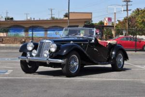 1954 MG T-Series None