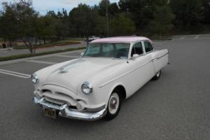 1954 Packard Super Clipper  Black Plate  TIME CAPSULE CAR