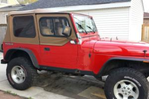 1988 Jeep Wrangler Not sure Photo