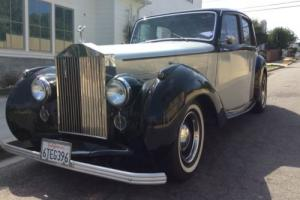 1951 Rolls-Royce Silver Shadow