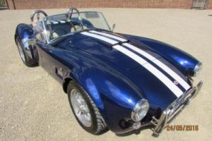 AC COBRA GARDNER DOUGLAS 3500CC 2011 COVERED ONLY 650 MILES FROM NEW AWESOME CAR