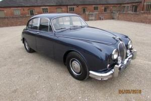JAGUAR MK II 3.8 AUTO 1964 IN STUNNING CONDITION THROUGHOUT
