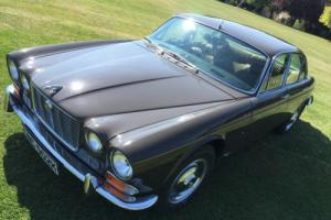 Jaguar XJ6 4.2 Auto, Series 1, 1972,1 owner, Barn find, 50433 miles