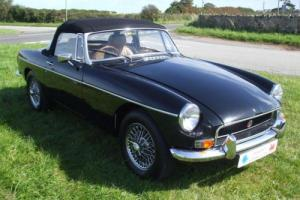 MG/ MGF MGB roadster 1.8 black