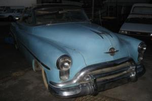 1951 Oldsmobile 98 Convertible Like Cadillac Buick Pontiac Chevy Ford Mercury
