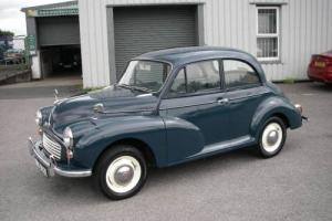 1967 MORRIS MINOR 1000 Two Door Saloon