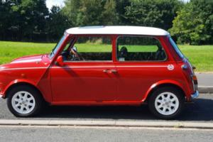 1990 ROVER MINI COOPER RSP FLAME RED ONLY 42K Photo
