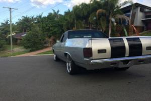 Chevy in QLD