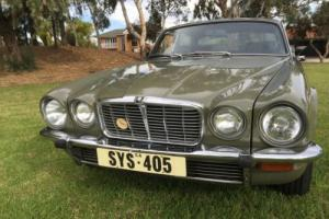 Jaguar XJ6 AUTO Series 2 Sedan 1975
