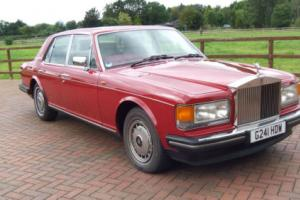 1990 ROLLS ROYCE SILVER SPIRIT Photo