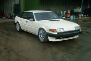 NEW,Never Registered Rover SD1, S2, Ch 00003, Body 00002, Prototype S2 car, 1981