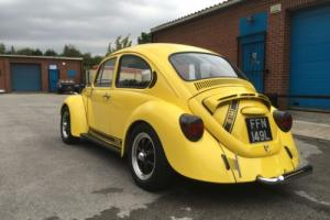 1972 VW Beetle1303 - Fully Reconditioned 1641 Engine Fitted - 12 Months MOT
