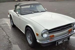 1972 Triumph TR6 2.5pi - Lovely Useable Classic Car - Very Reliable - MOT 2017