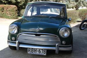 1969 Morris Mini K Cooper S Replica FOR Project OR Parts NO Reserve in ACT