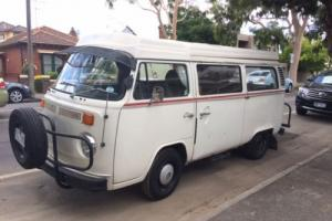 1976 VW Kombi Camper Automatic With POP TOP