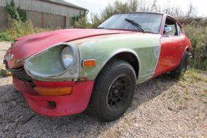 1970 DATSUN 240Z RARE PROJECT 260 280 SAMURI DRIFT 240 Z DAMAGED