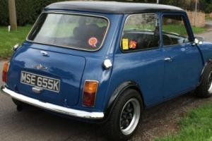 CLASSIC MORRIS MINI 1972 fantastic much loved and cared for car