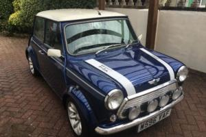 Rover Mini Cooper 2000 15000 miles Photo