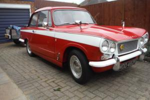 1968 TRIUMPH VITESSE RED Photo