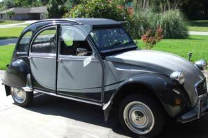 1987 Other Makes 2CV