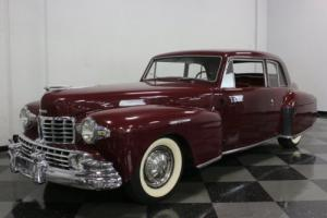 1948 Lincoln Continental 2 Door Coupe