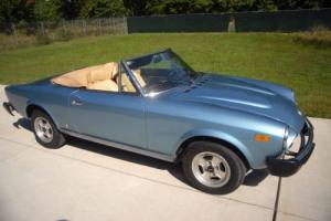 1981 Fiat Other 2000 TURBO