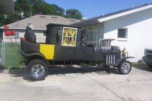 1926 Ford Model T Munsters Koach