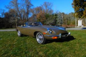 1971 Jaguar E-Type Series II Photo