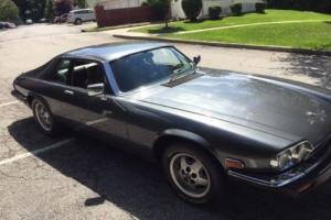 1986 Jaguar XJS HE 2 plus 2
