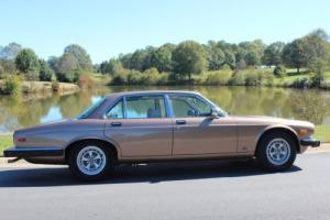 1987 Jaguar XJ6 VDP Photo