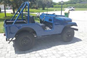 1960 Willys cj5