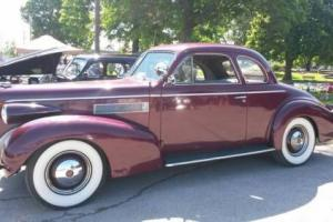 1939 Cadillac LaSalle Coupe Photo