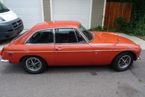 1971 MG MGB Photo