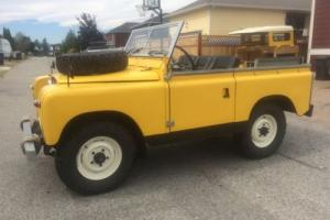 "Land Rover: Other 88"" Photo"