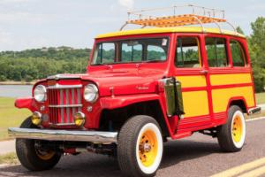 1962 Willys Willys Wagon