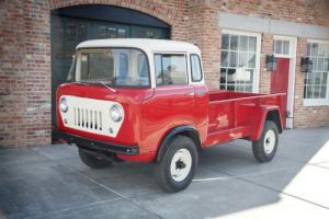 1963 Willys FC-170 RARE